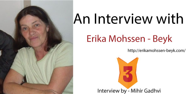 Interview with Erika Mohssen-Beyk