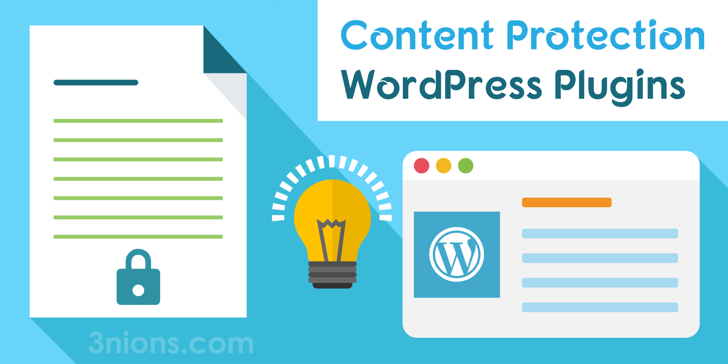 Top 5 WordPress Content Protection Plugin