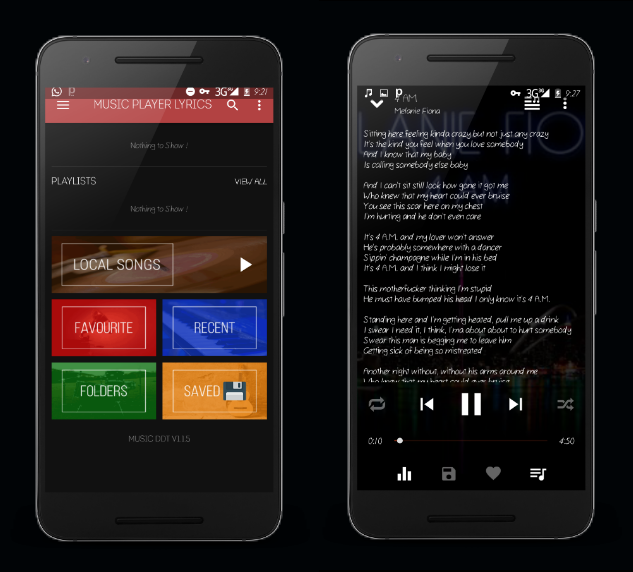 10 Best Lyrics Apps for Android To Sing Along With The Songs