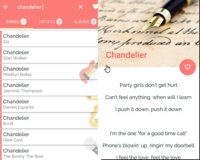 Best Lyrics Apps for Android