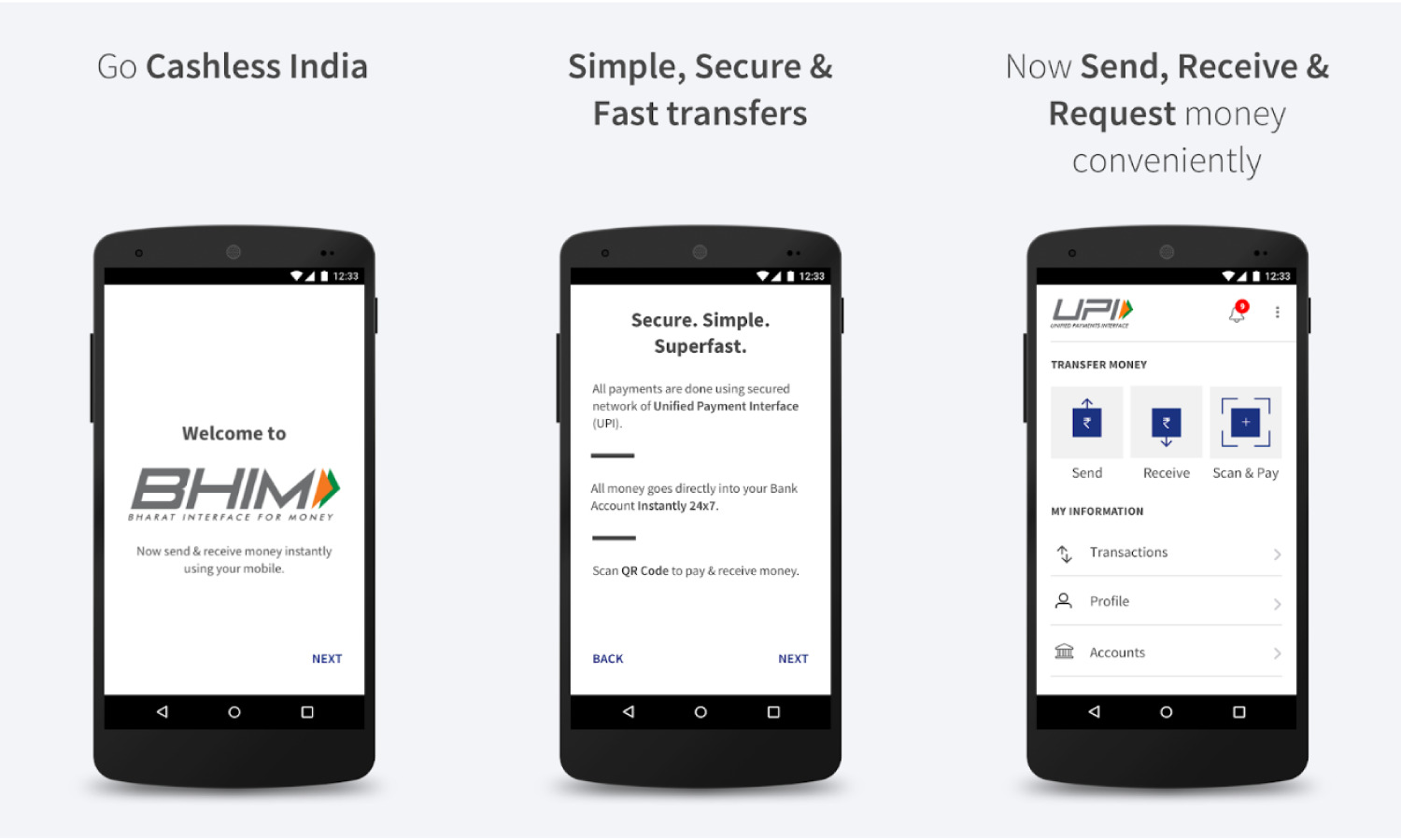 Best UPI Apps For Android India