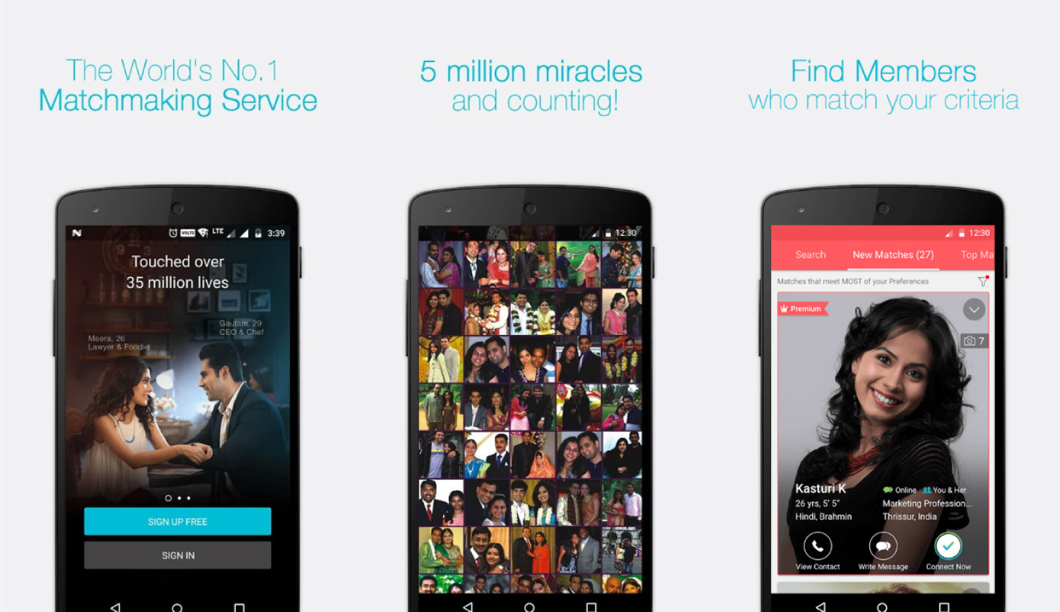 Best Matrimonial Apps for Android in India
