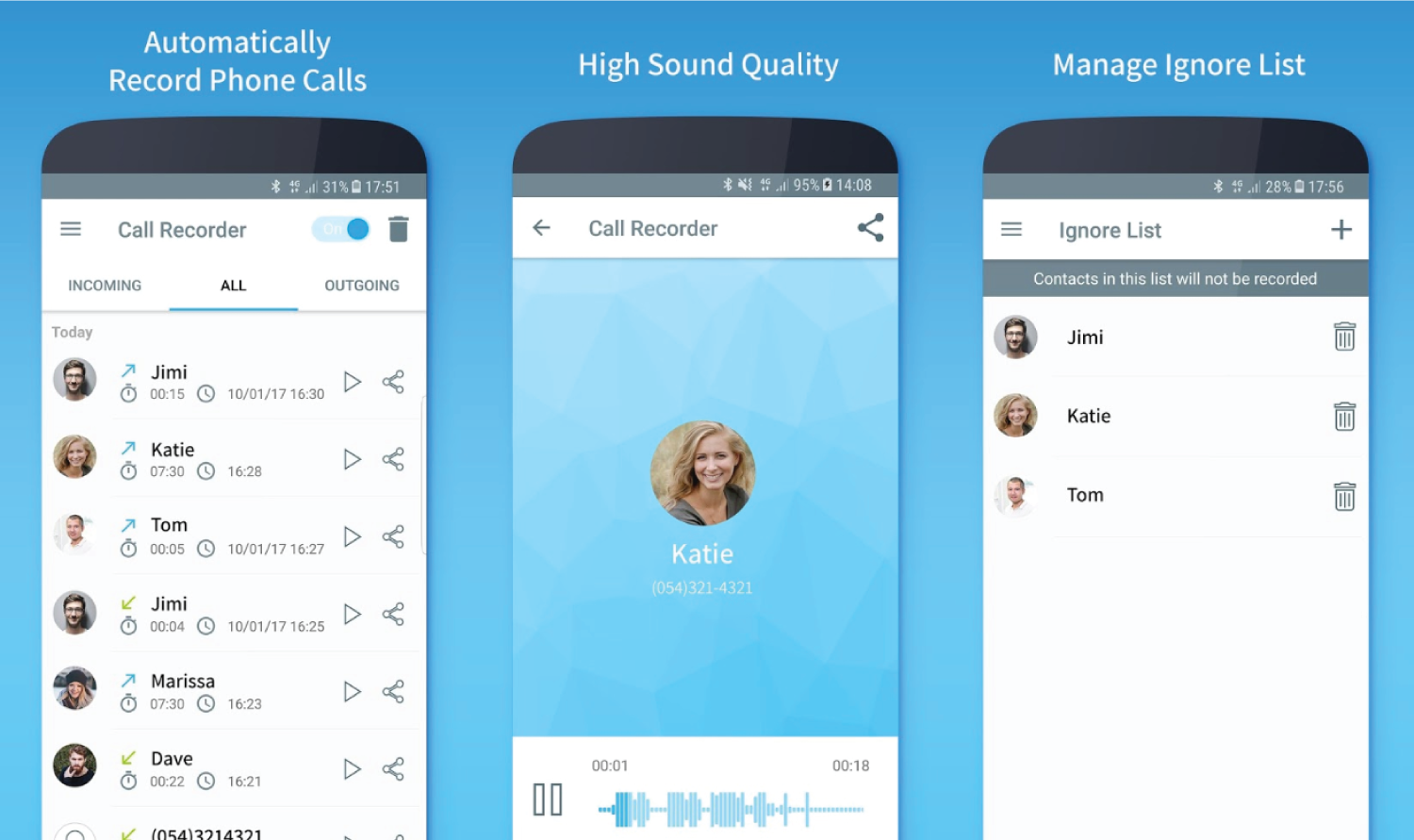 Best Call Recording Apps For Android