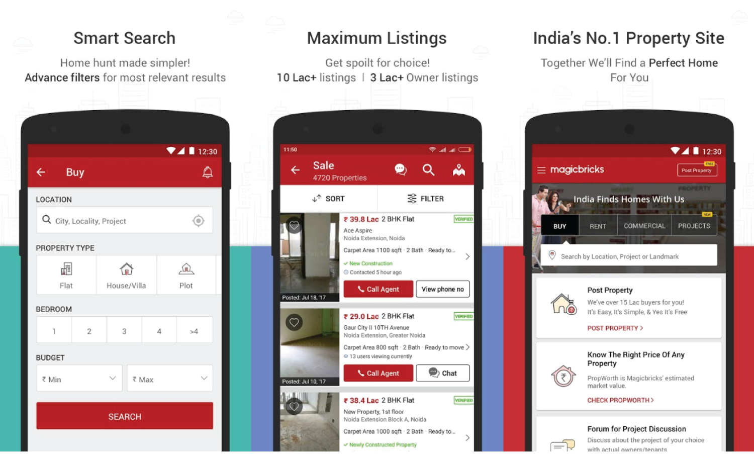 Best House Rental Apps for Android in India