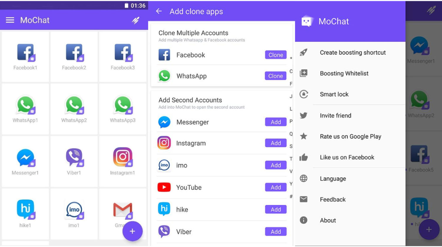 Best Clone Apps For Android
