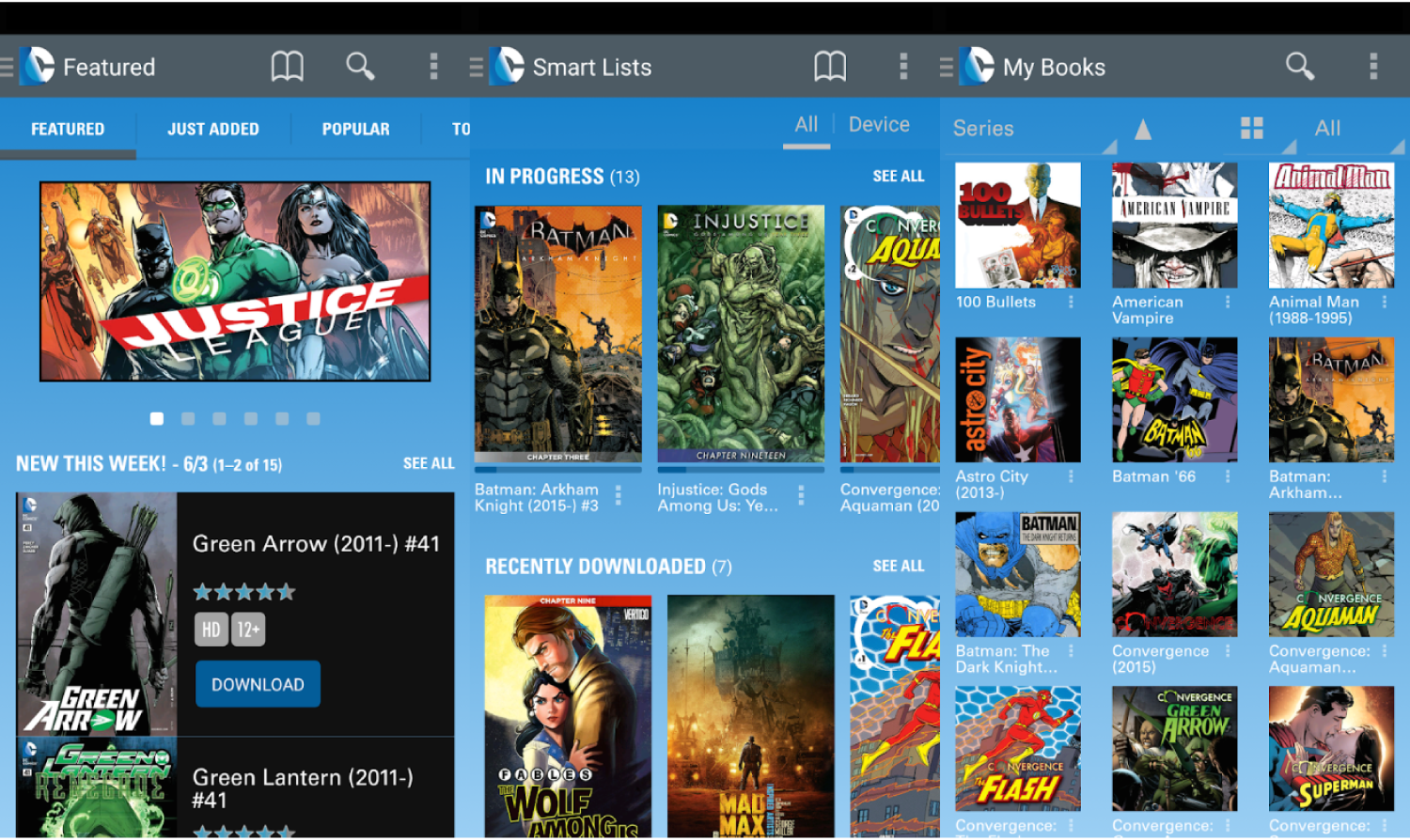 Best comic apps for Android in India