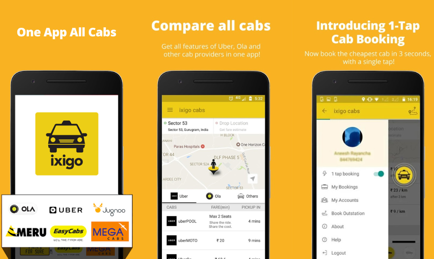 Best Taxi Booking Apps In India For Android