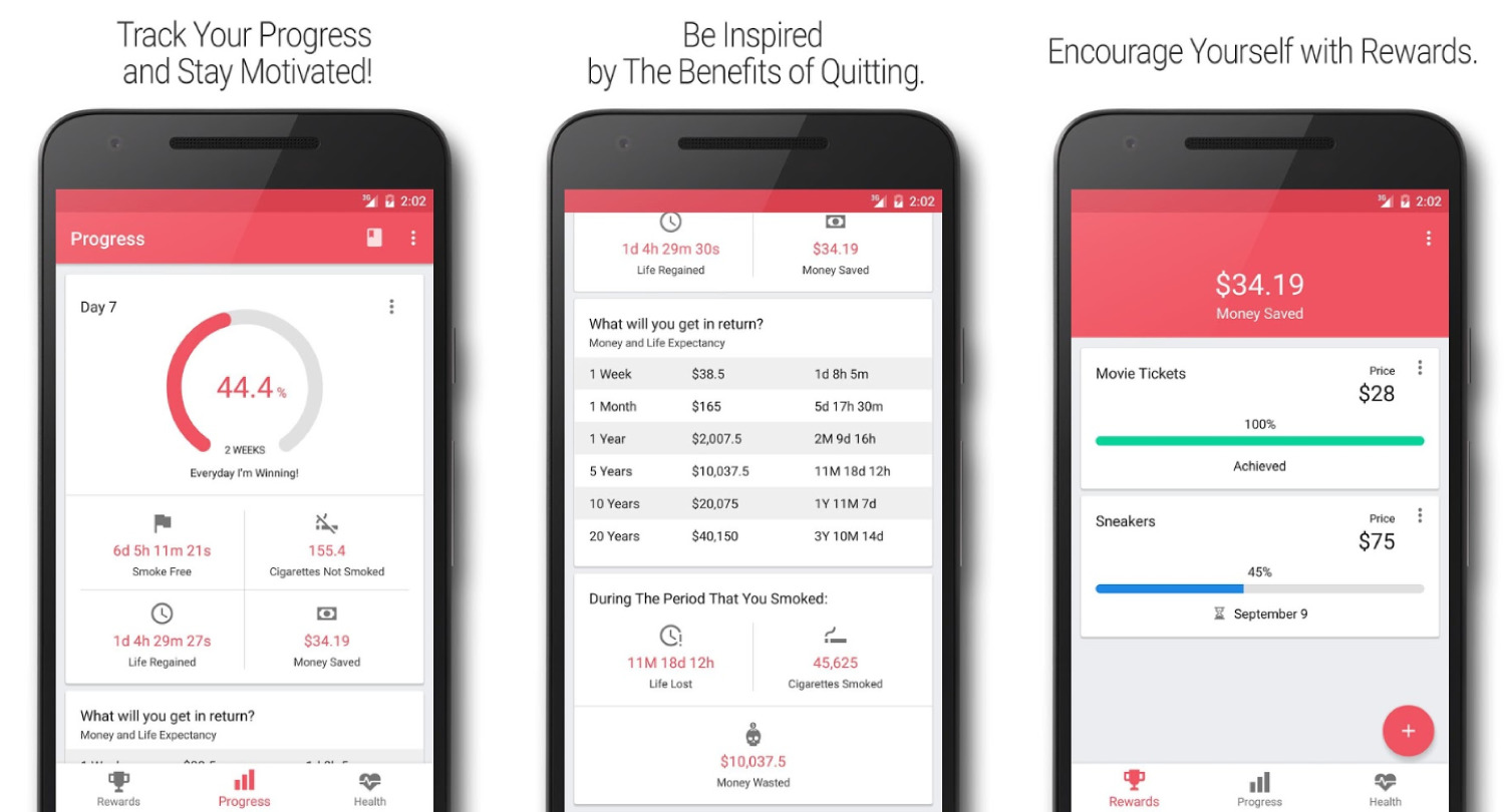 Best Quit Smoking Apps For Android
