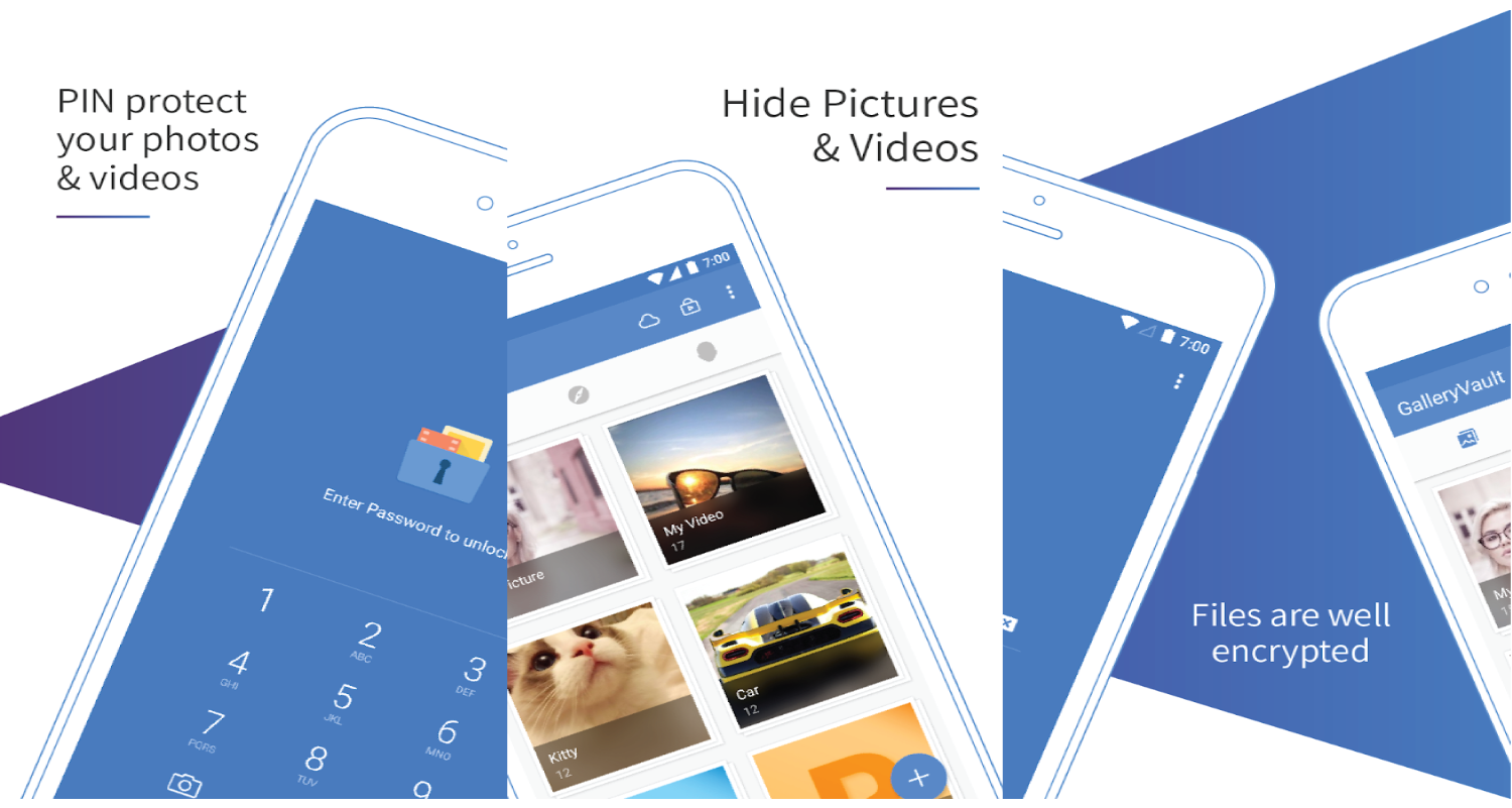 Best Android Apps to hide photos and videos