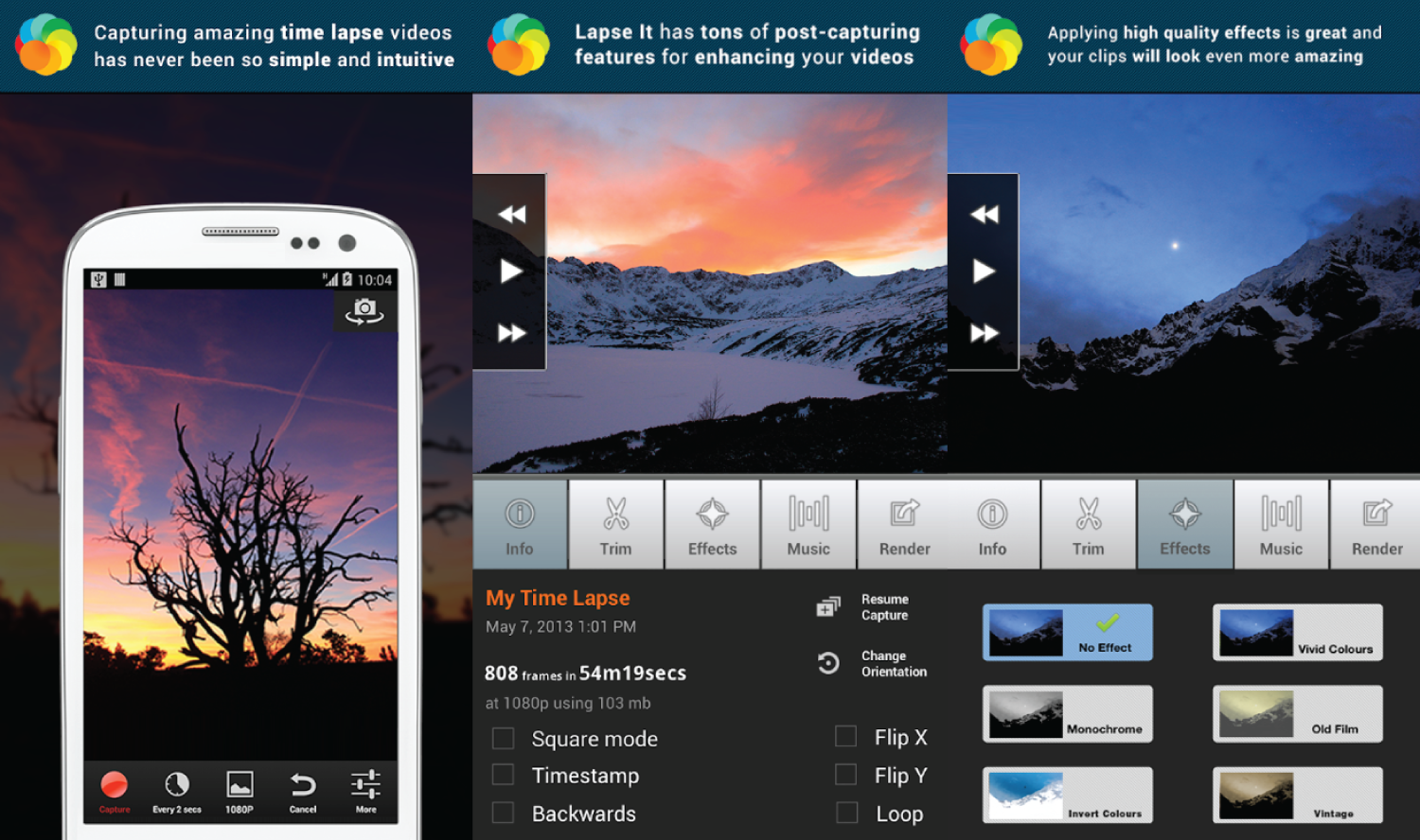 Best Time Lapse Apps For Android