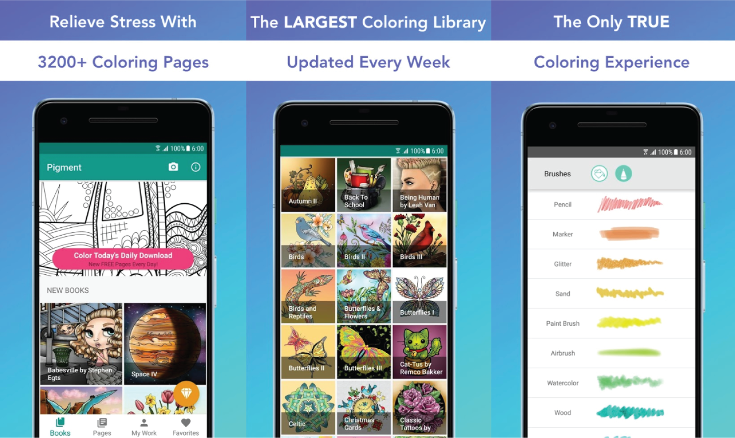 7 Best Adult Coloring Book Apps For Android « 3nions