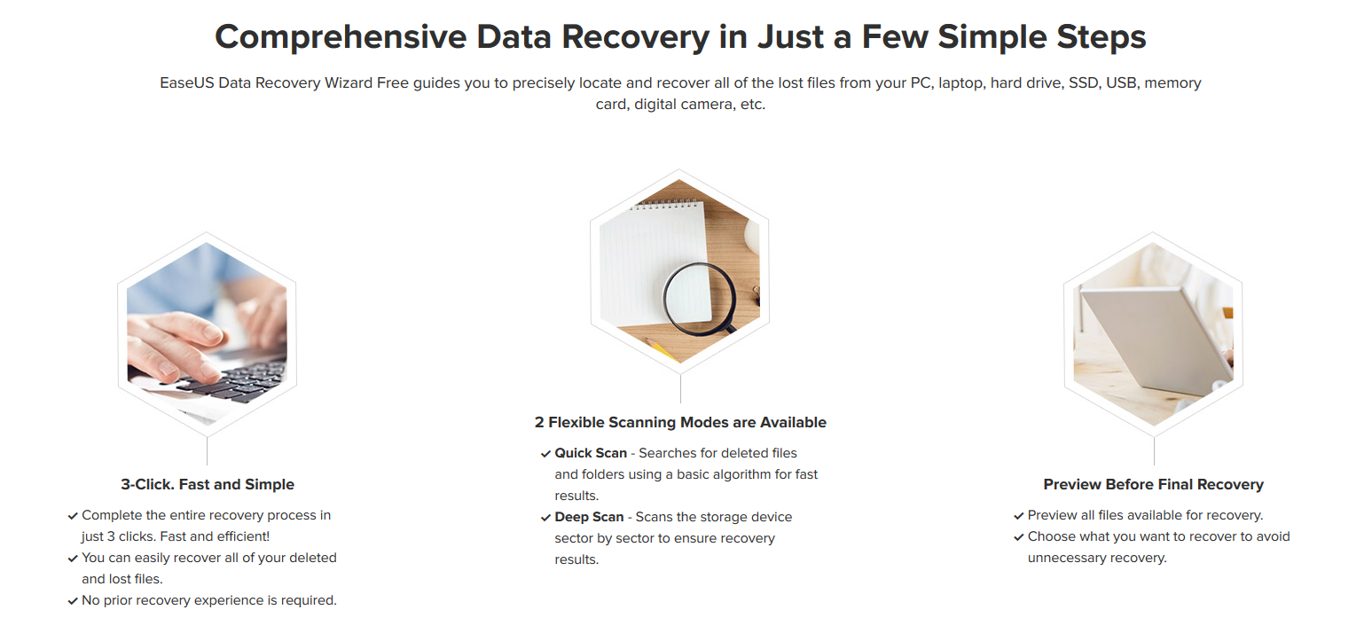 EaseUs Data Recovery Unbiased Review