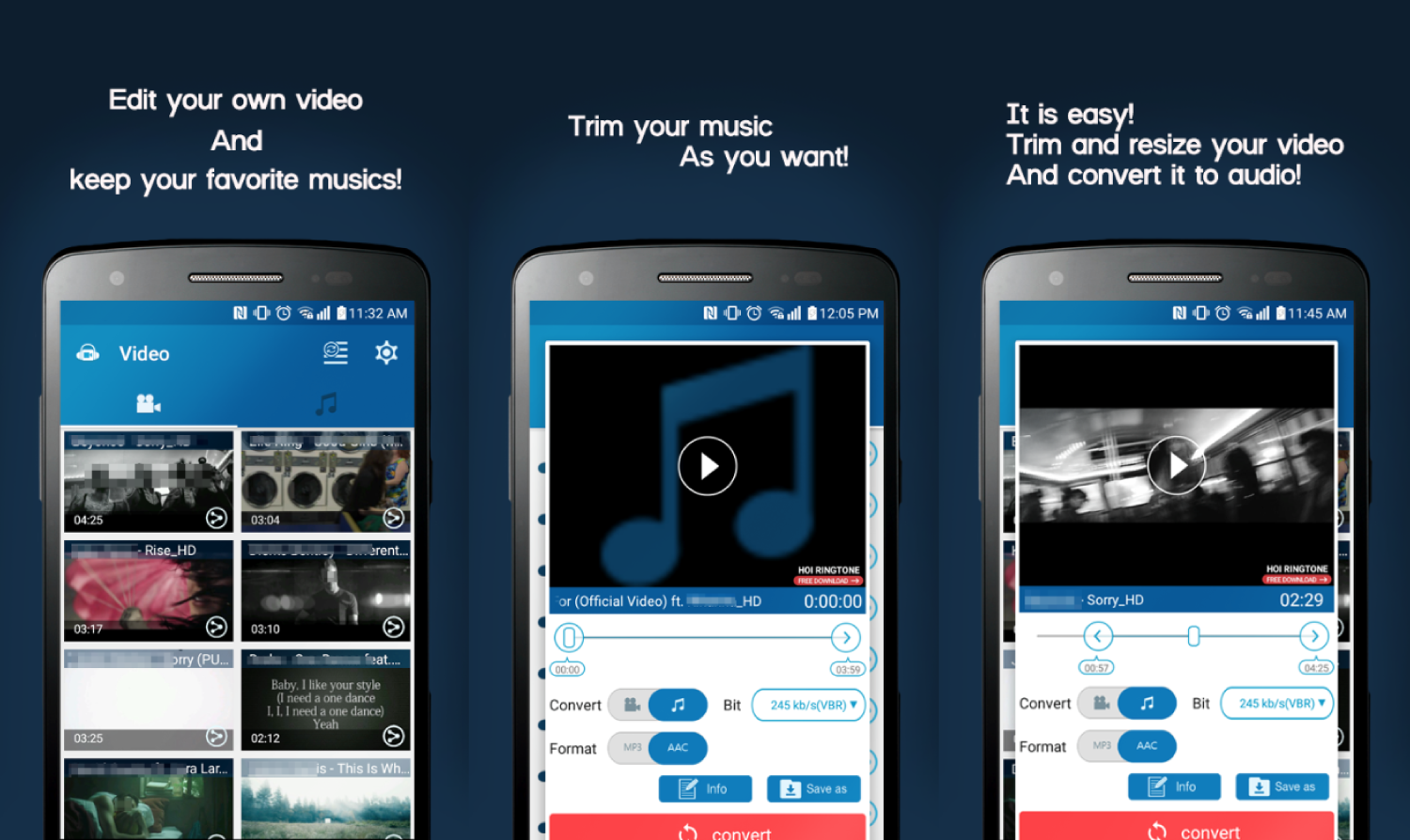 Best Video To Mp3 Converter apps For Android