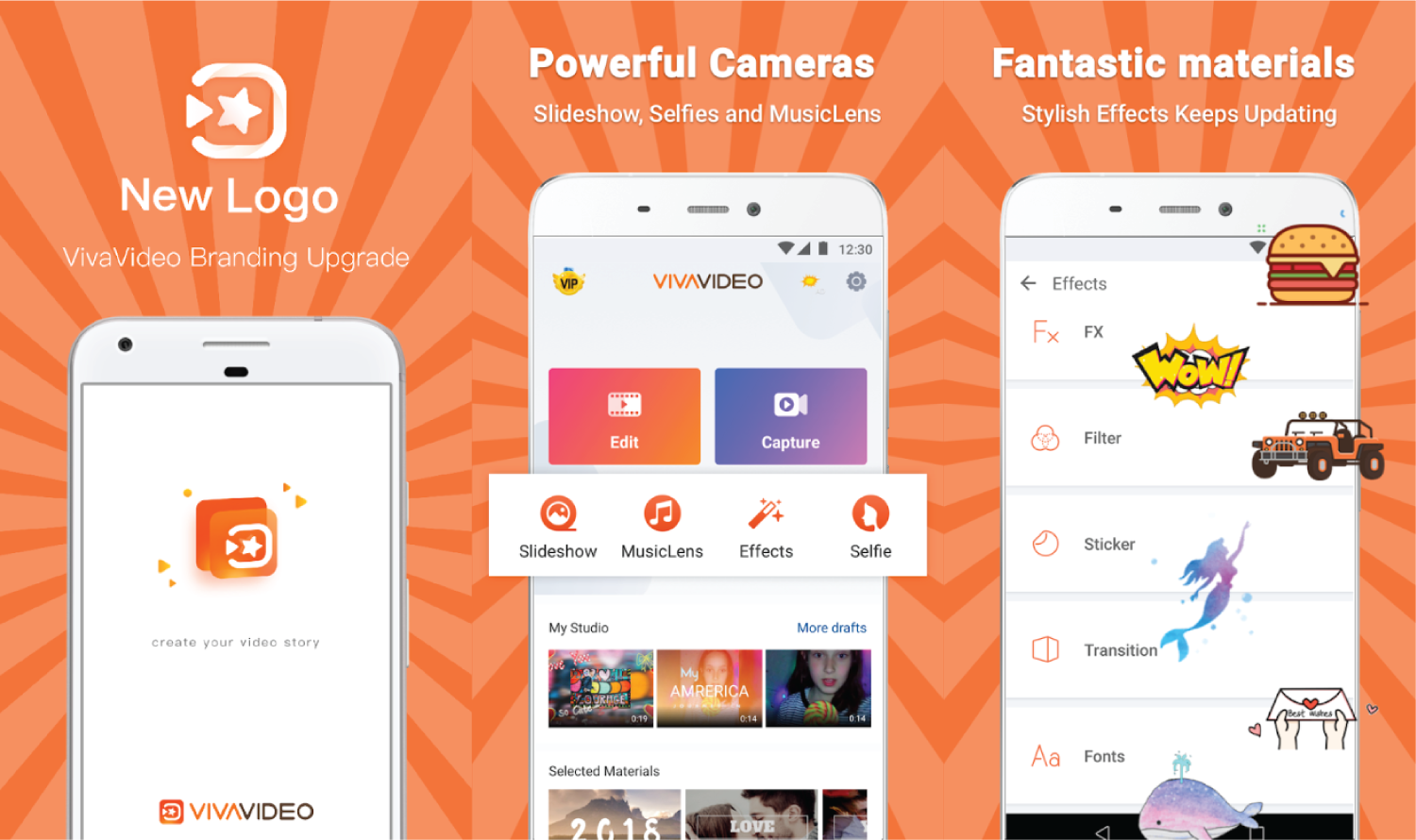 Best Photo Video Maker With Music Apps For Android