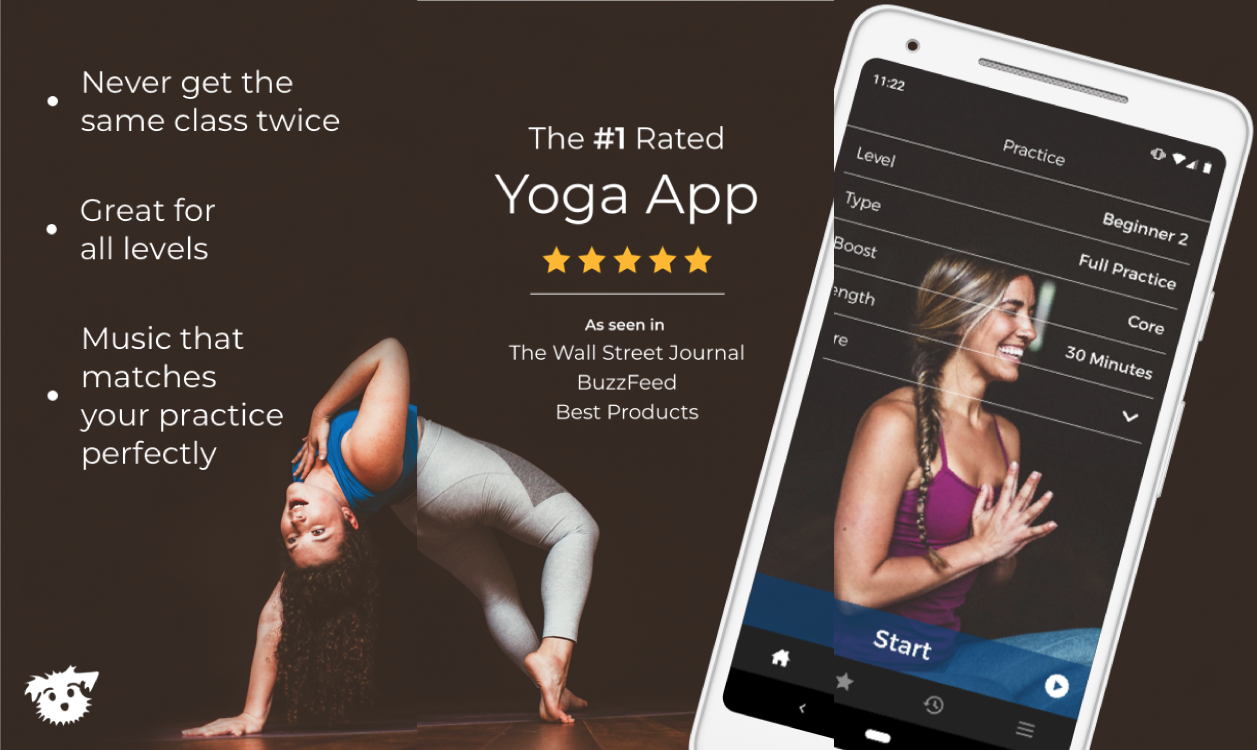 Best Free Yoga Apps for Beginners