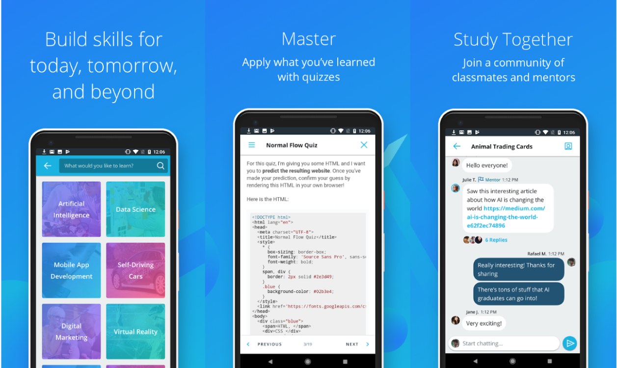 Best Android Apps To Learn Programming