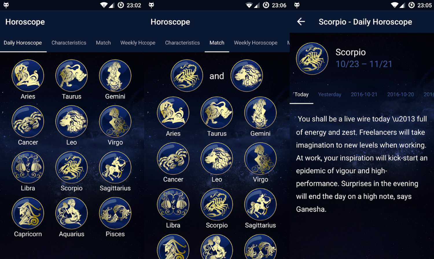 Best Horoscope Apps for Android