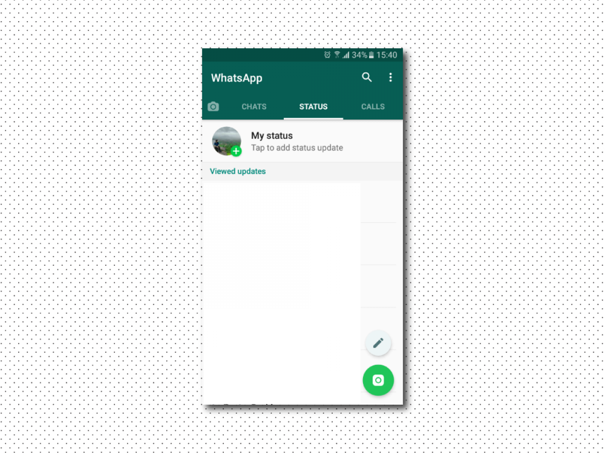 How To Add A Background Music To Whatsapp Status 3nions