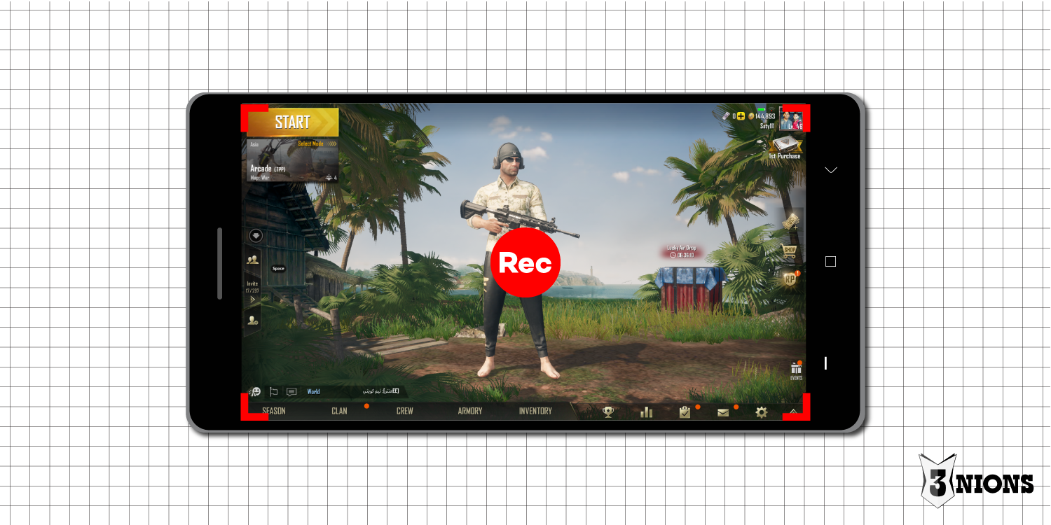 How To Record A GamePlay On Android