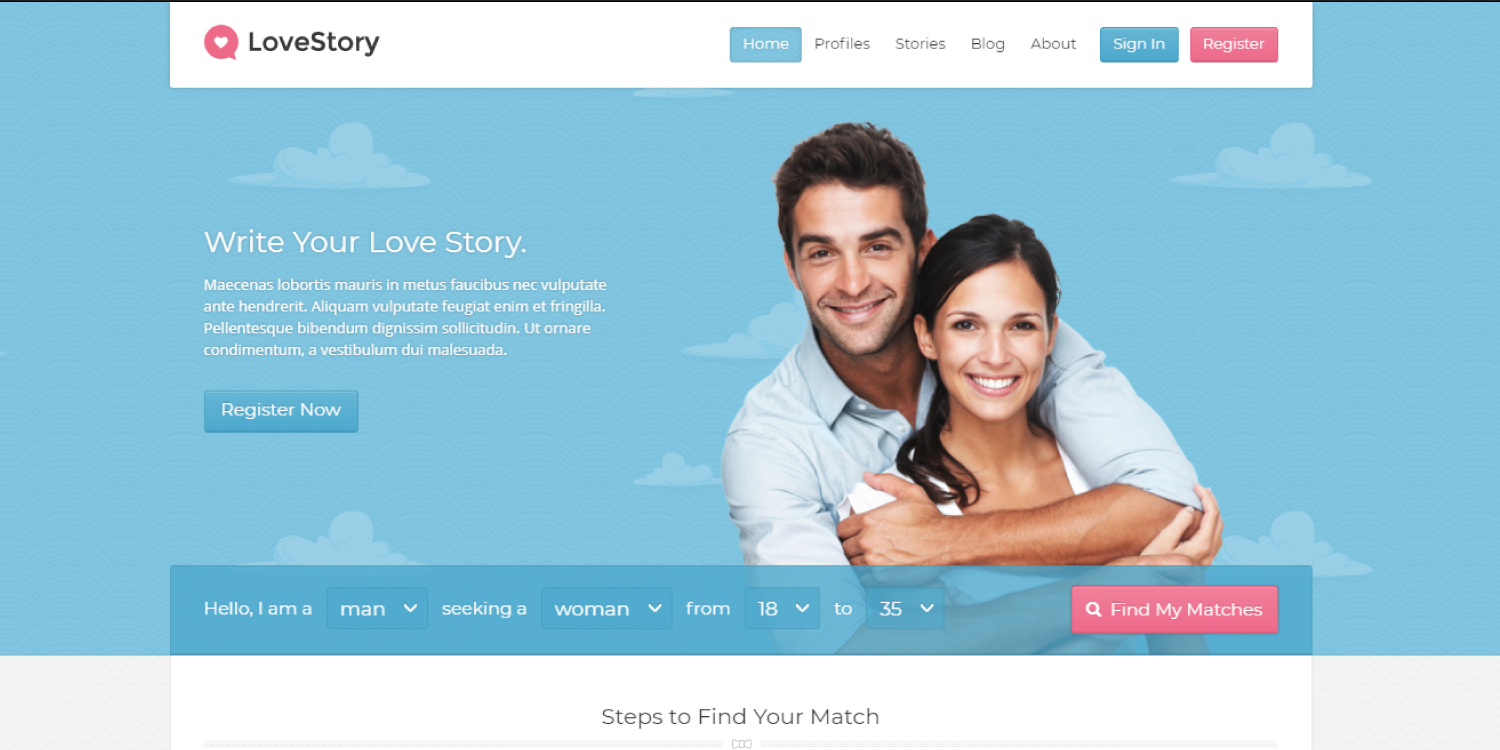 Best WordPress Themes for Your Dating Site