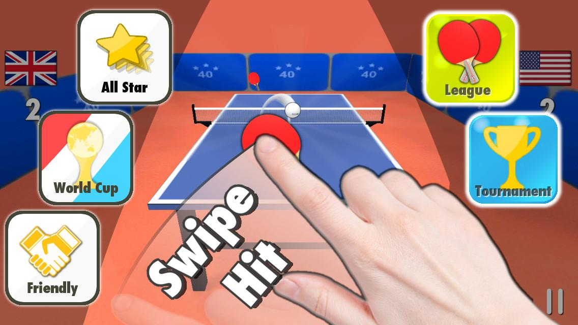 Best Table Tennis Games for Android