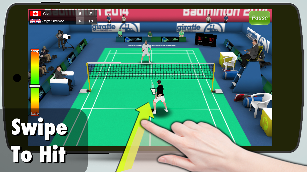 Best Badminton Games For Android