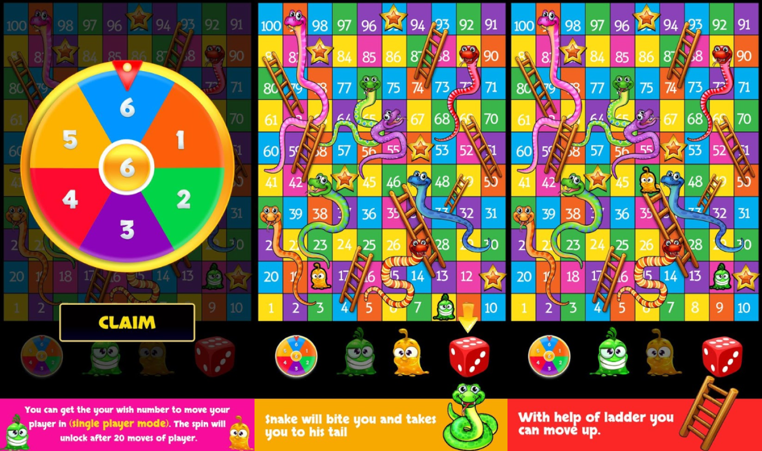 Best Snakes and Ladders Games for Android