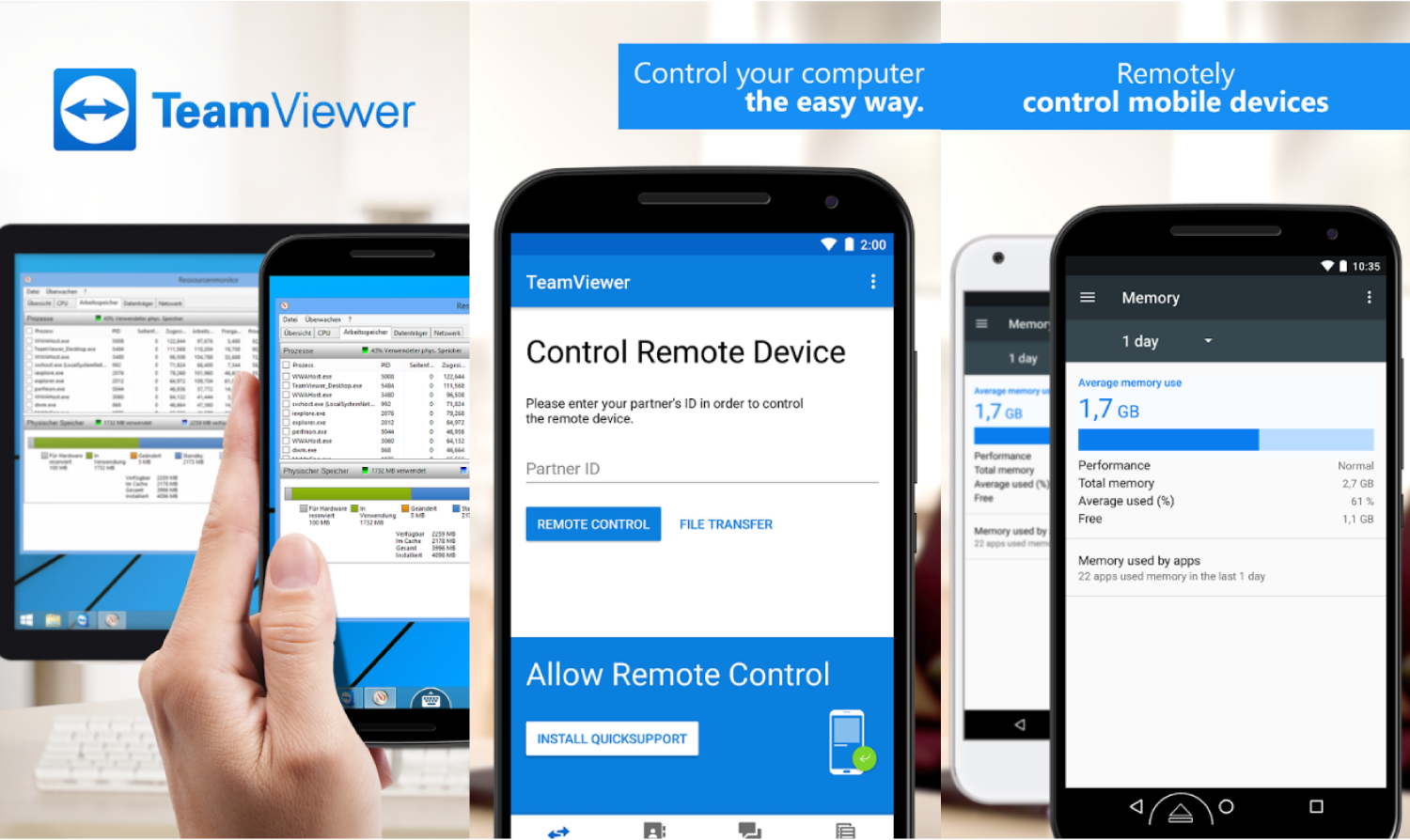 Best Android Apps To Remotely Control Your PC