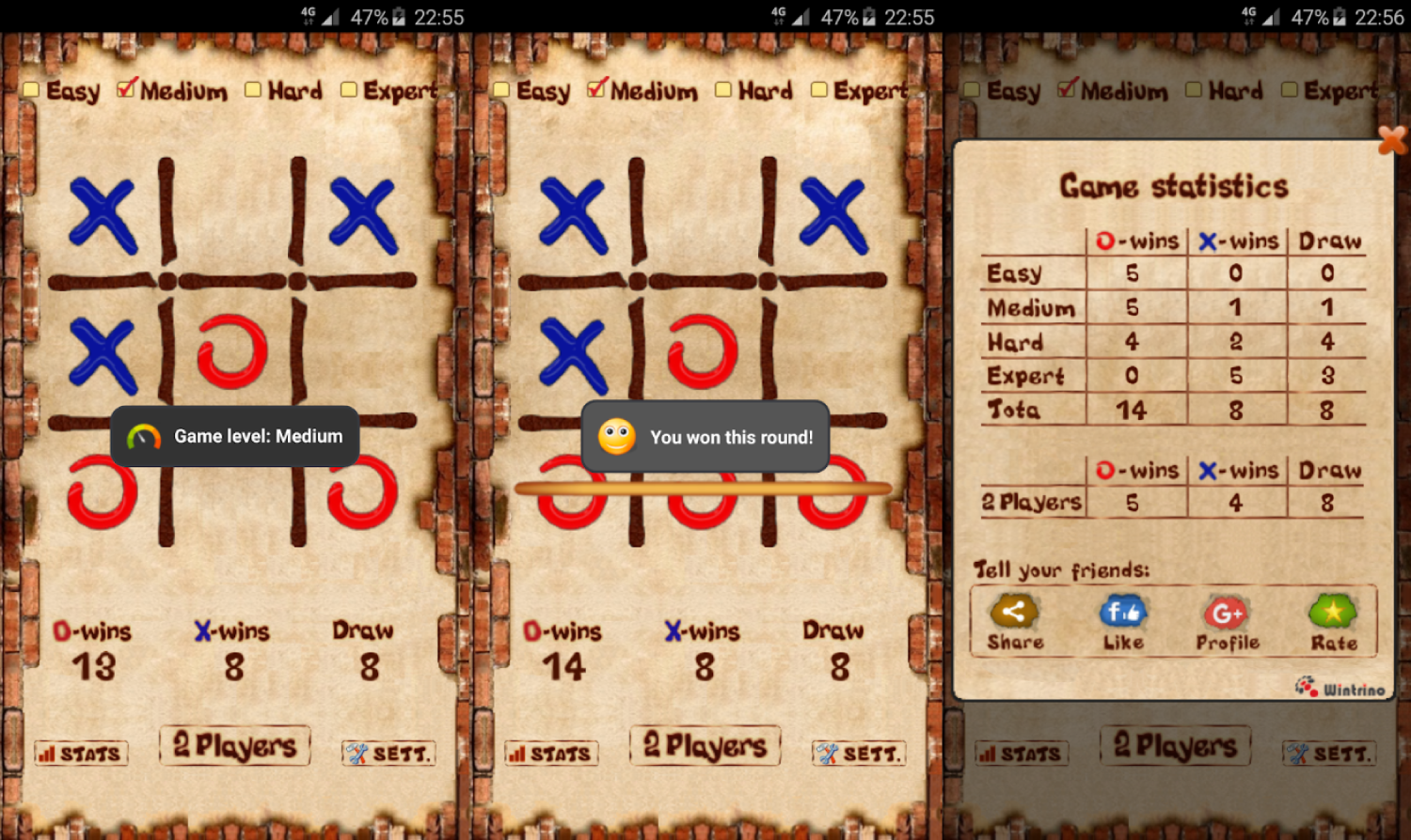 Best Tic Tac Toe Games for Android