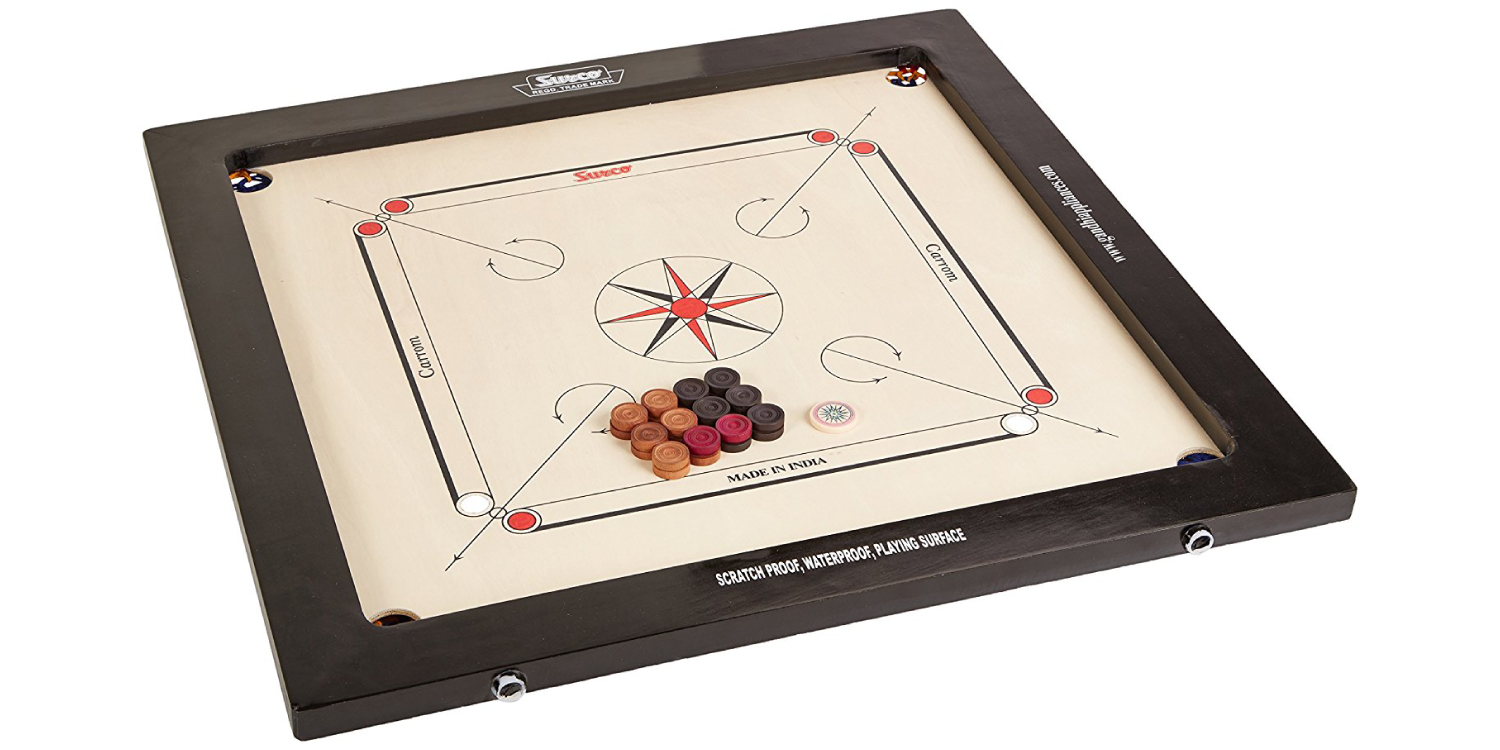 5 Best Carrom Board Games For Android