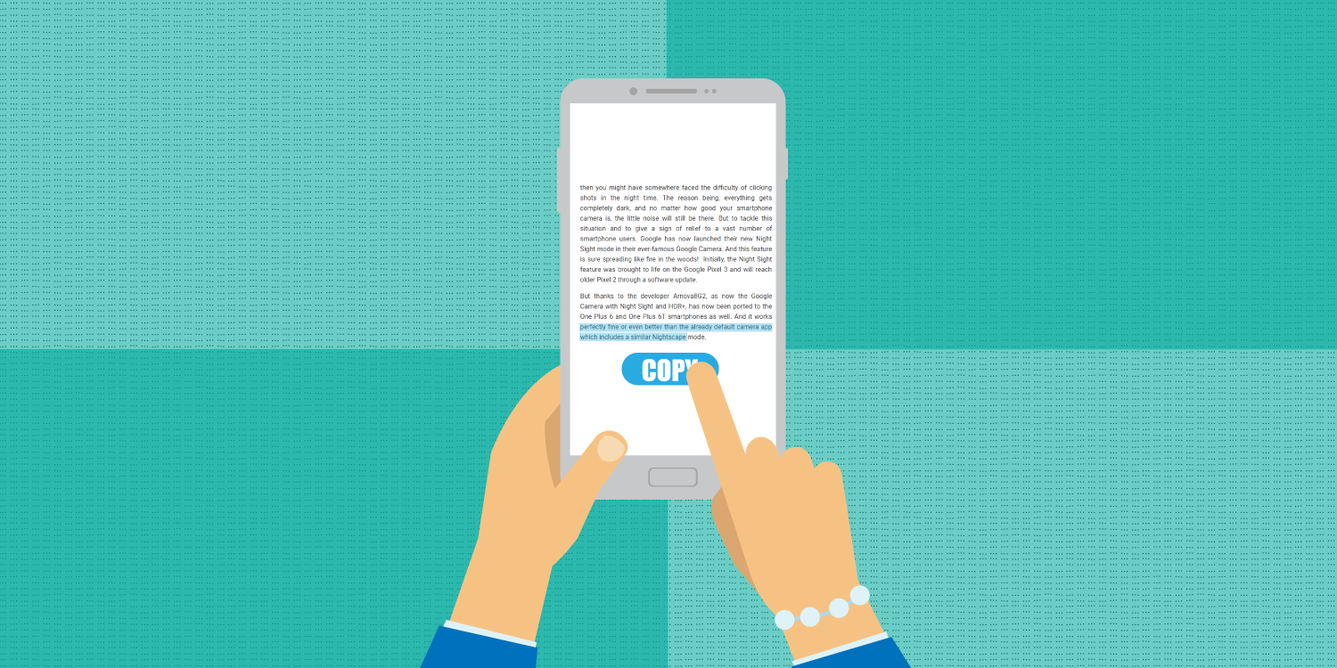 5 Best OCR Apps For Android To Copy Text From An Image