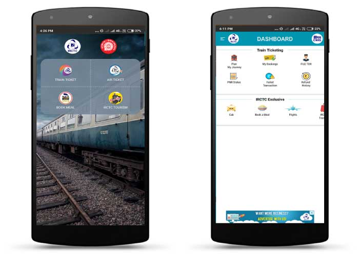 How to book Tatkal Ticket on IRCTC