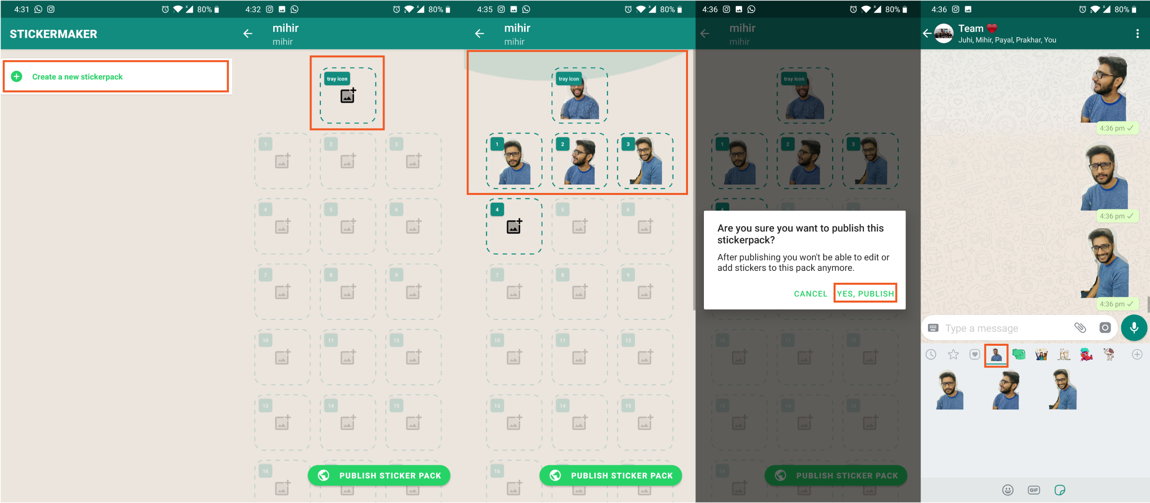 How To Make Custom WhatsApp Stickers On Android
