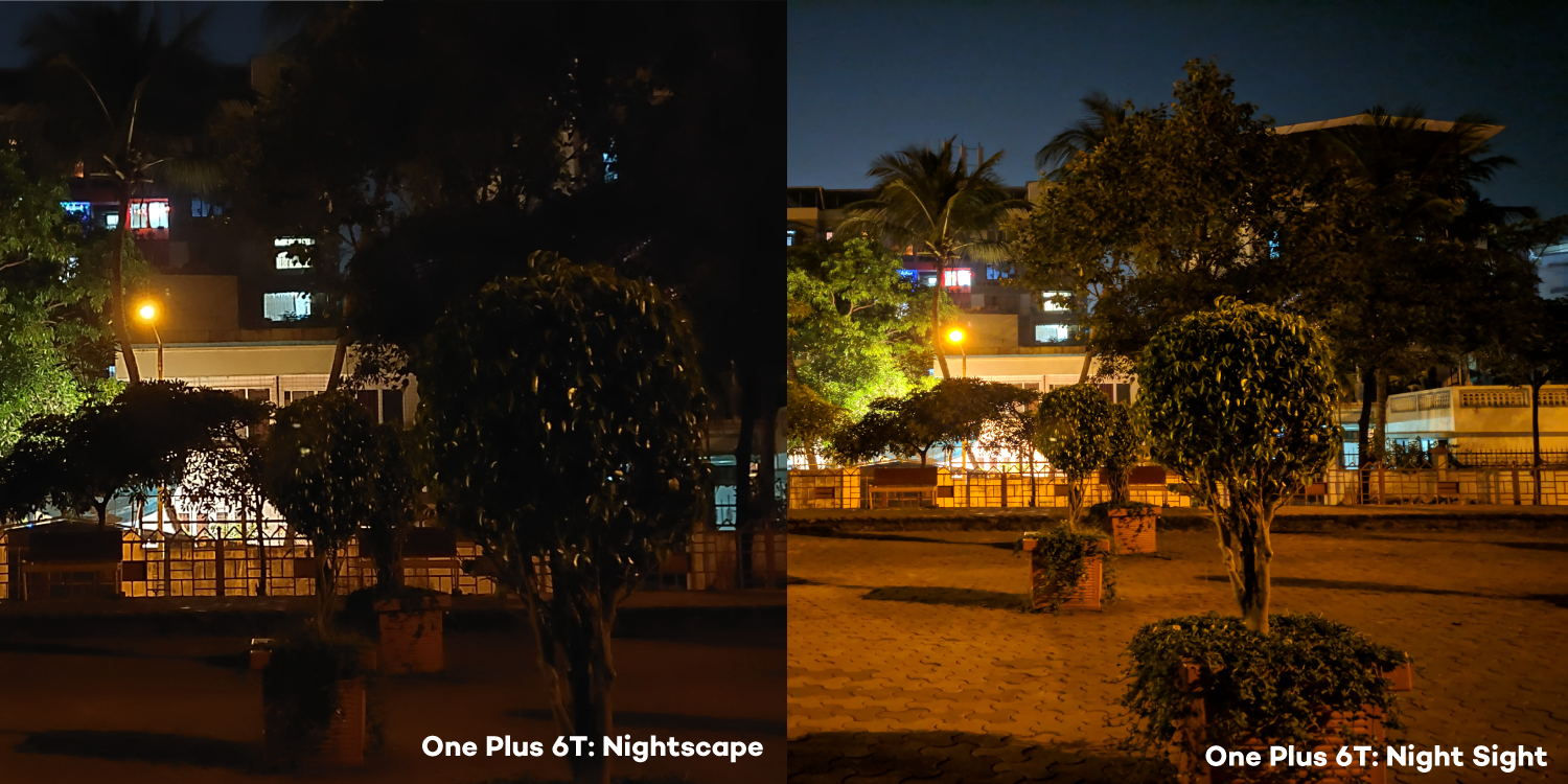 How to get Google Pixel 3 Night Sight on One Plus 6 and 6T