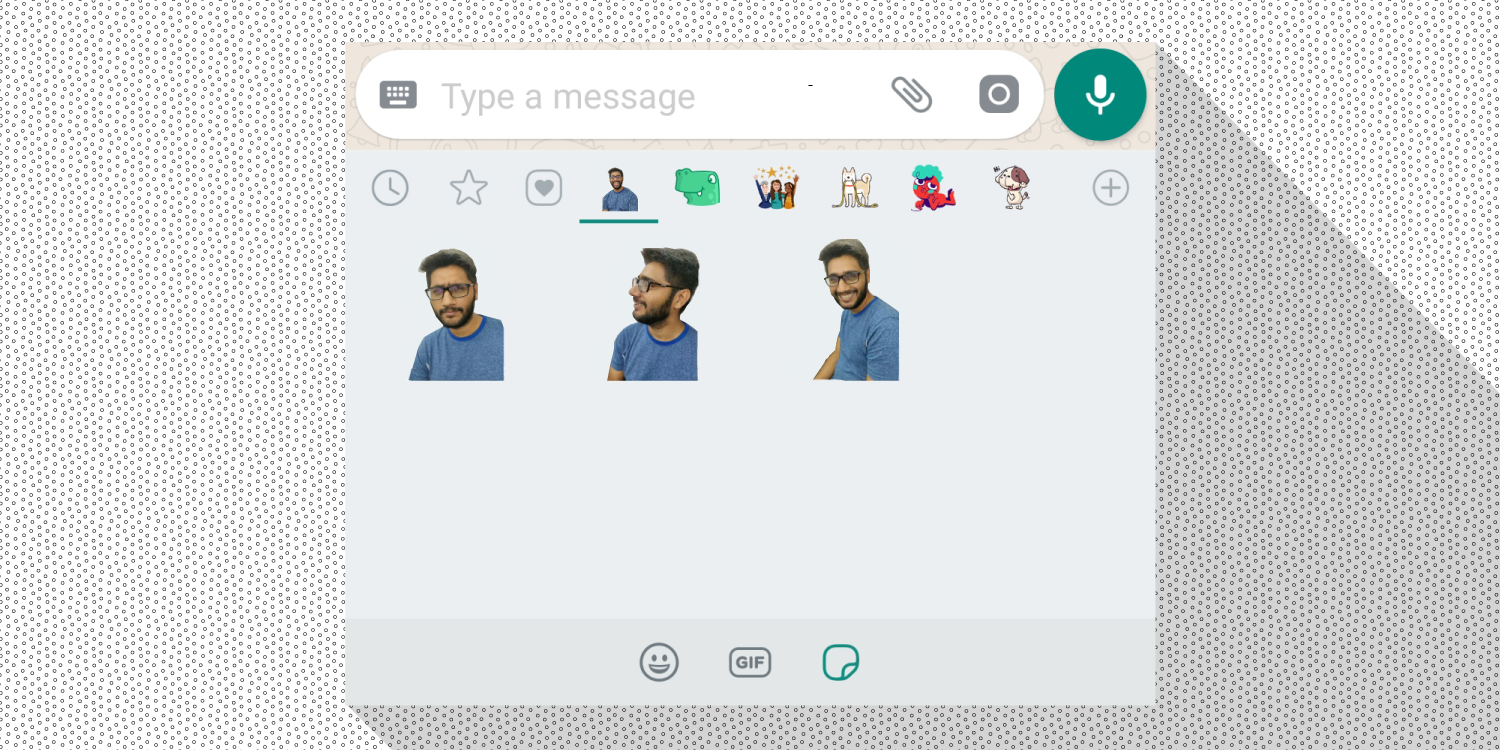 How to make custom whatsapp stickers on android 3nions