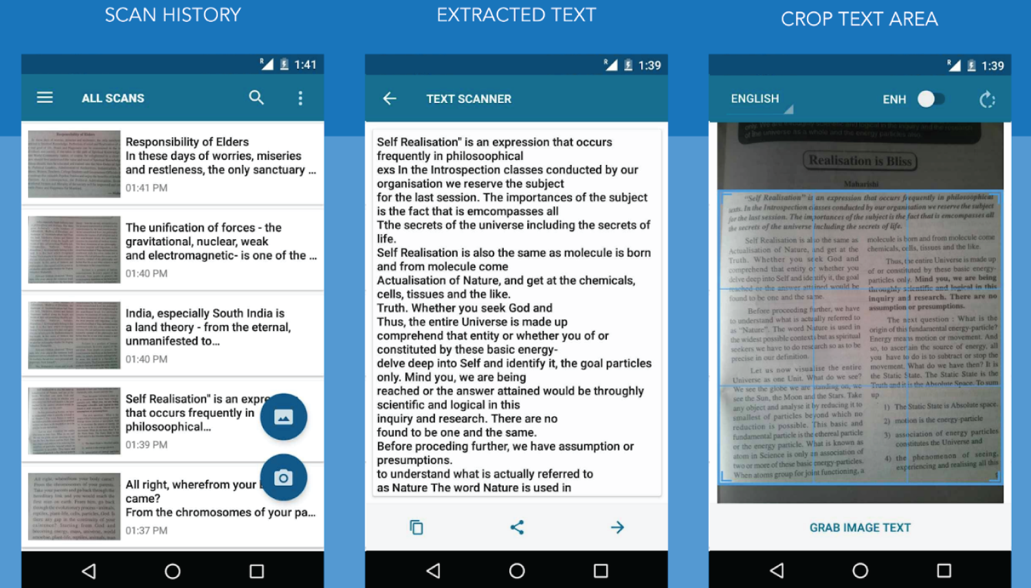 Best OCR Apps For Android To Copy Text From An Image