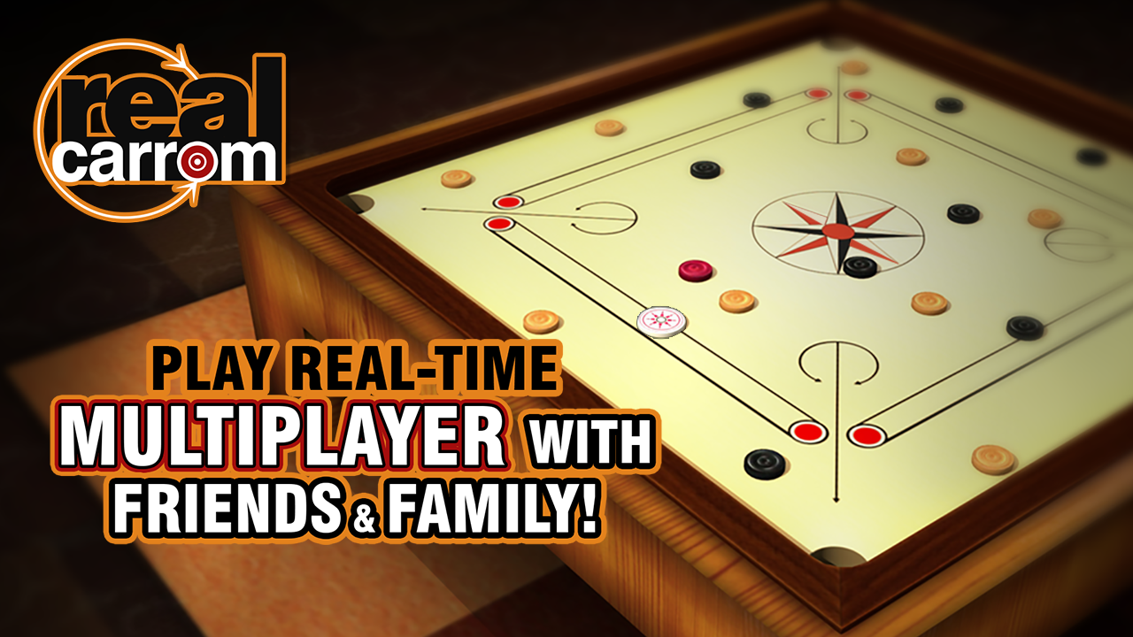 Best Carrom Board Games For Android