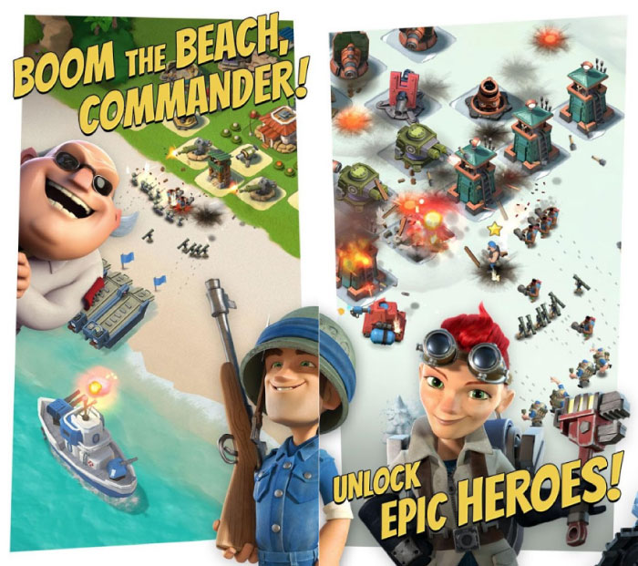Best Android games like Clash Of Clans