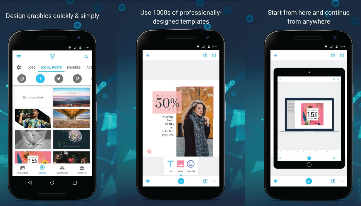 Best Canva Alternatives For Android