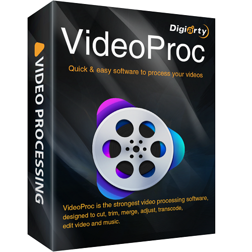Convert 4K/HD Videos with VideoProc for Android
