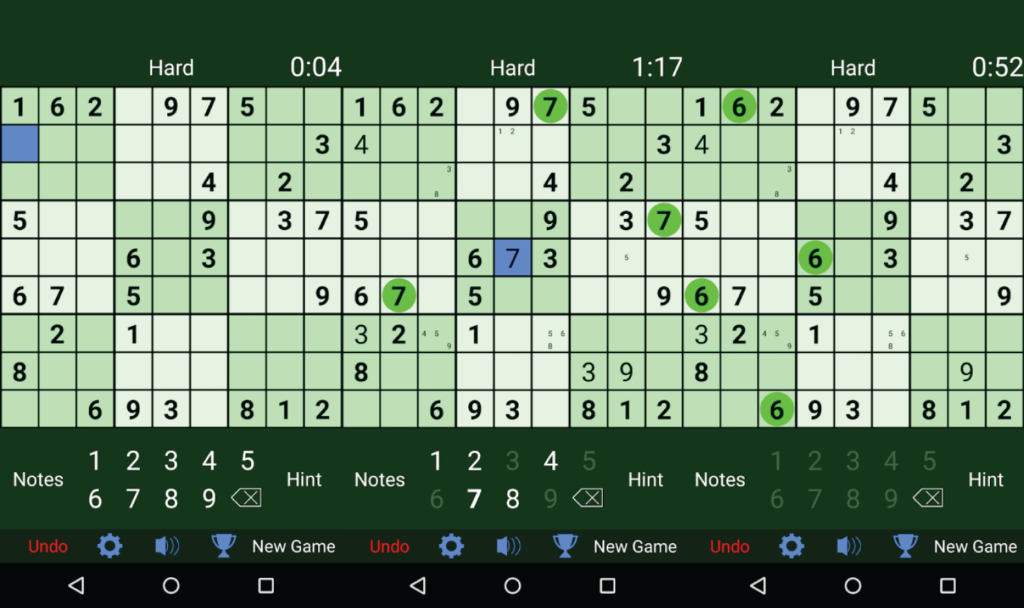 Best Sudoku Games for Android