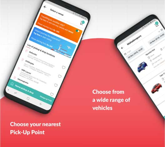 Best Self-Driving Car Rentals Apps In India