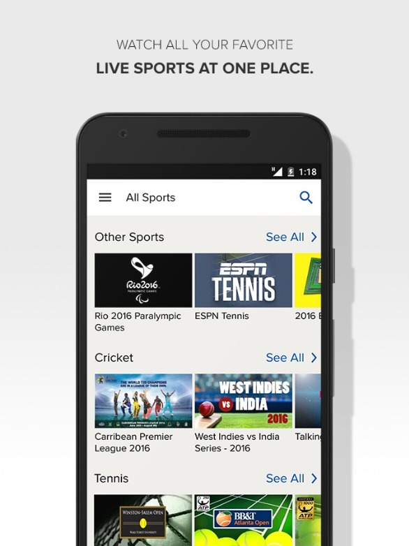 5 Best Live Cricket streaming apps for Android « 3nions