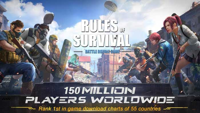 Best Games Like Fortnite Mobile For Android