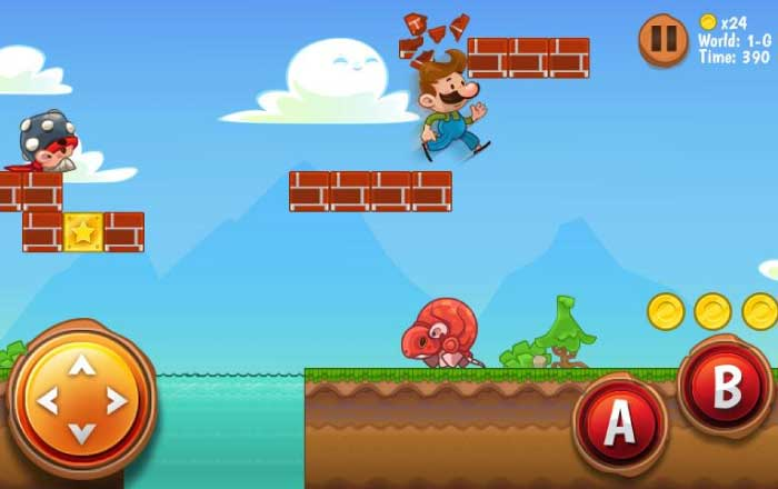 Best Games Like Super Mario Run For Android