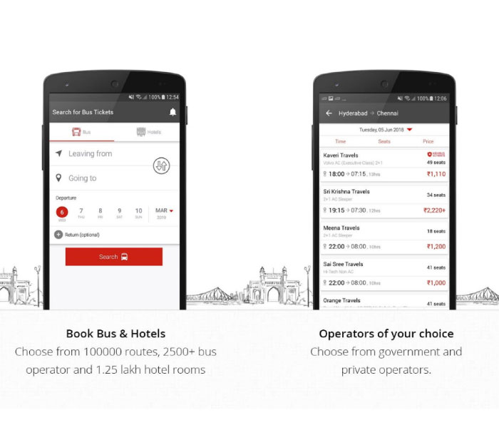 Best Bus Ticket Booking Apps for Android