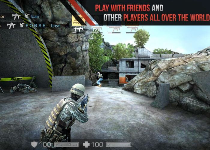 Best Games like Mini-Militia for Android