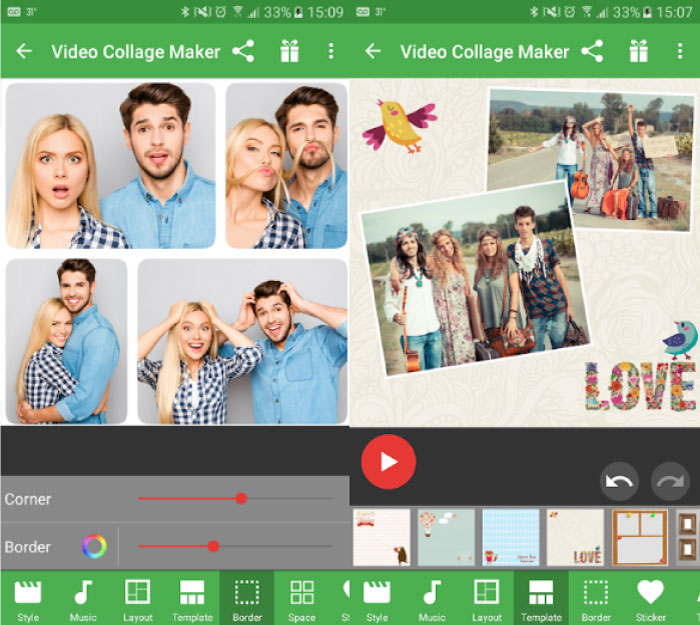 Best Video Collage Maker Apps for Android