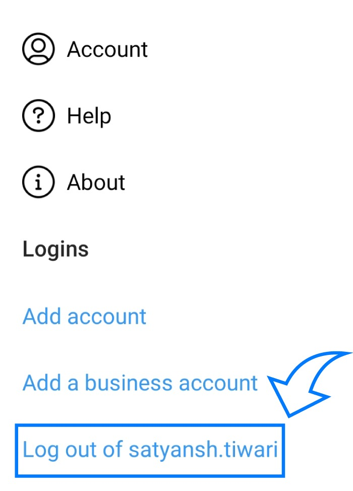 How To Remove Instagram Remembered Accounts