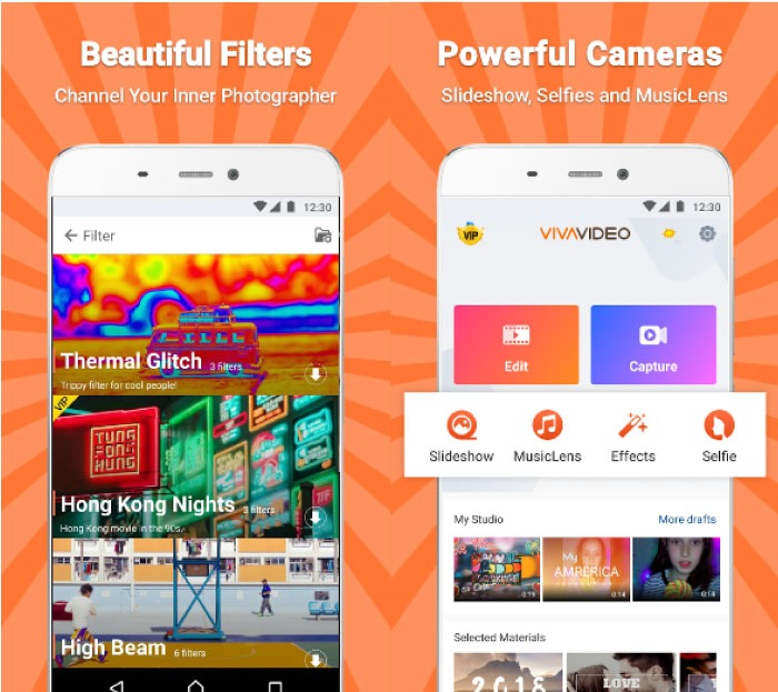 Best Android Apps to Combine Videos